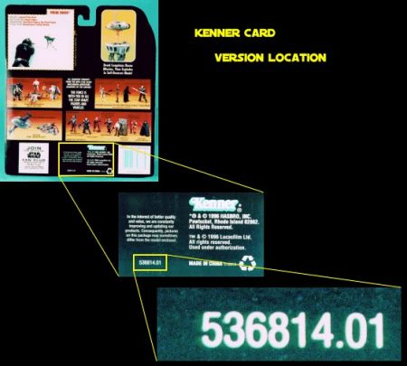 Card Version Detail