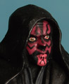 Darth Maul Tatooine Loose Head Detail