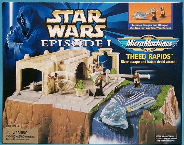 Theed Rapids