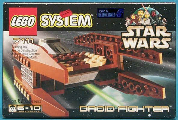 Droid Fighter Box Front