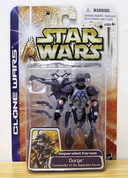 Durge (Commander of the Separatist Forces)