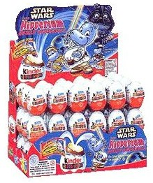 Kinder Eggs - sold by the case!