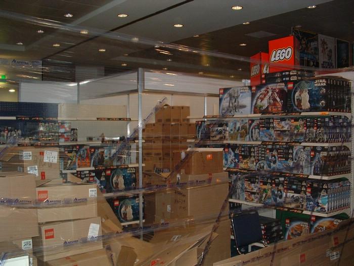 LEGO booth