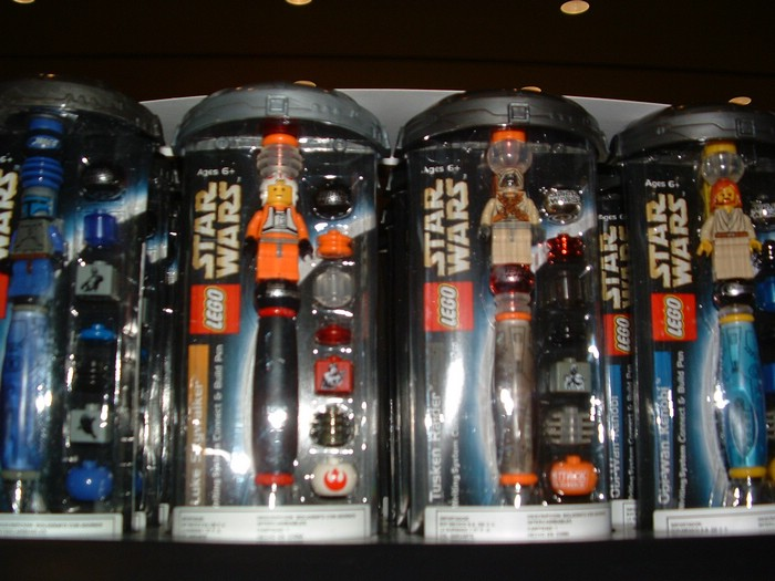 New LEGO Pens