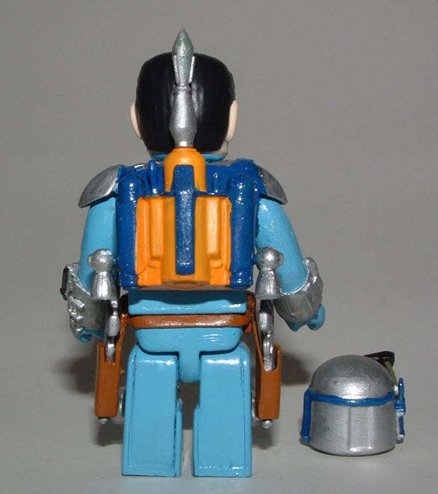 Stephen Gilliam's Kubrick Jango Fett