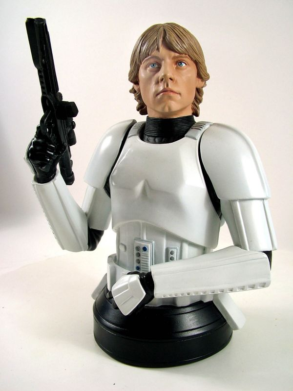 Gentle Giant's Luke Stormtrooper