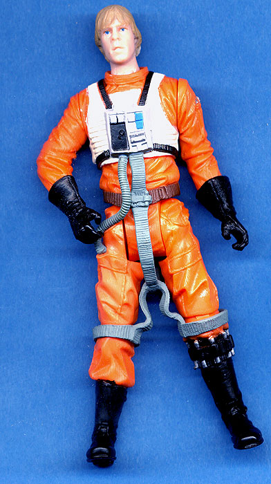 Luke Skywalker (X-Wing Pilot) custom by Hasbro