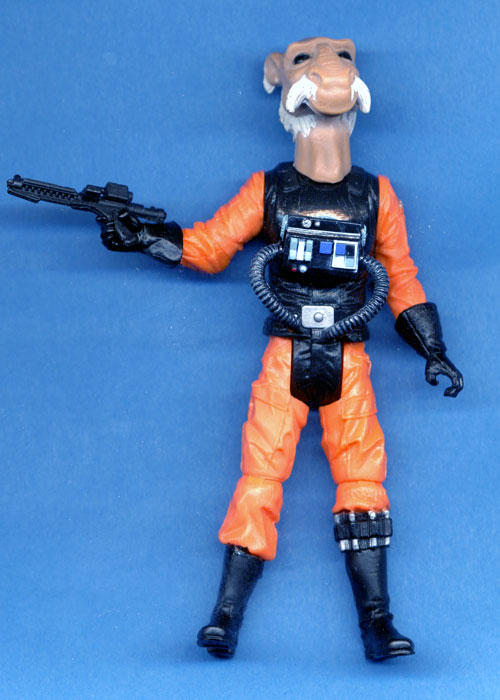 Yakface Pilot custom by Hasbro
