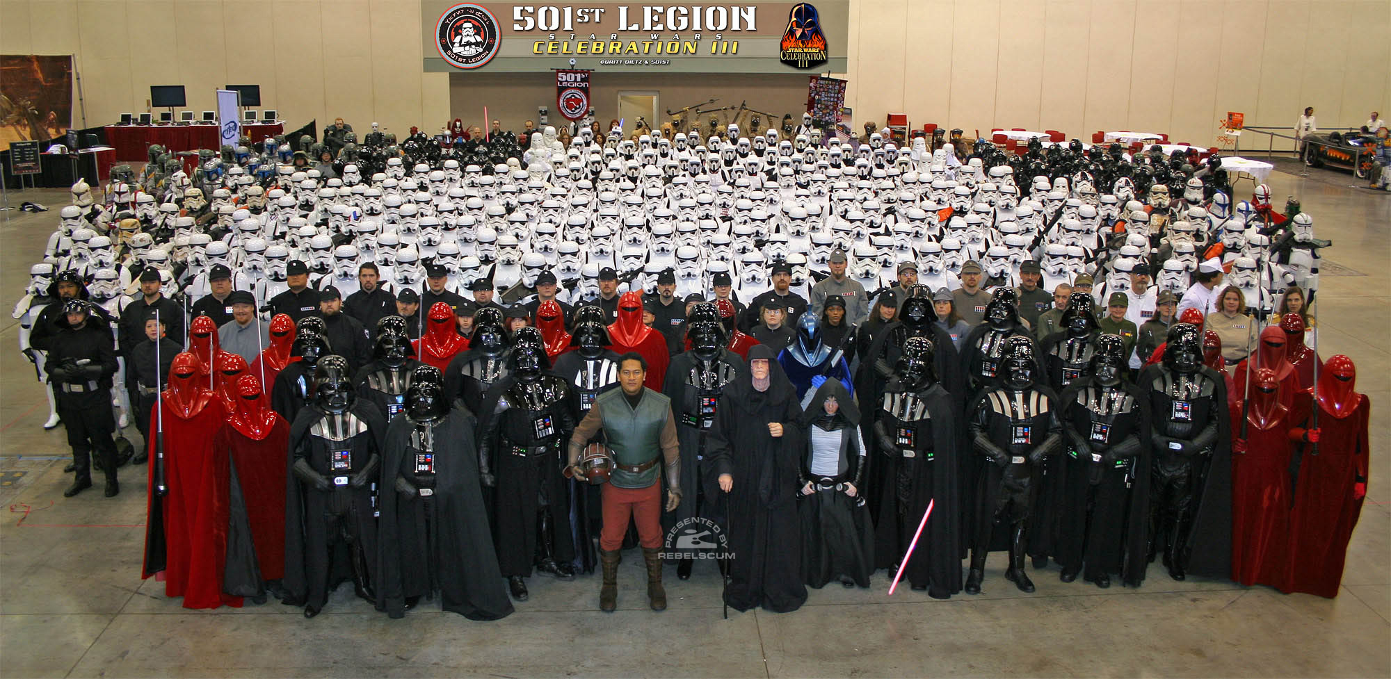 The Mighty 501st With Jay Laga'aia