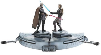 Episode III Revenge of the Sith battle arena
