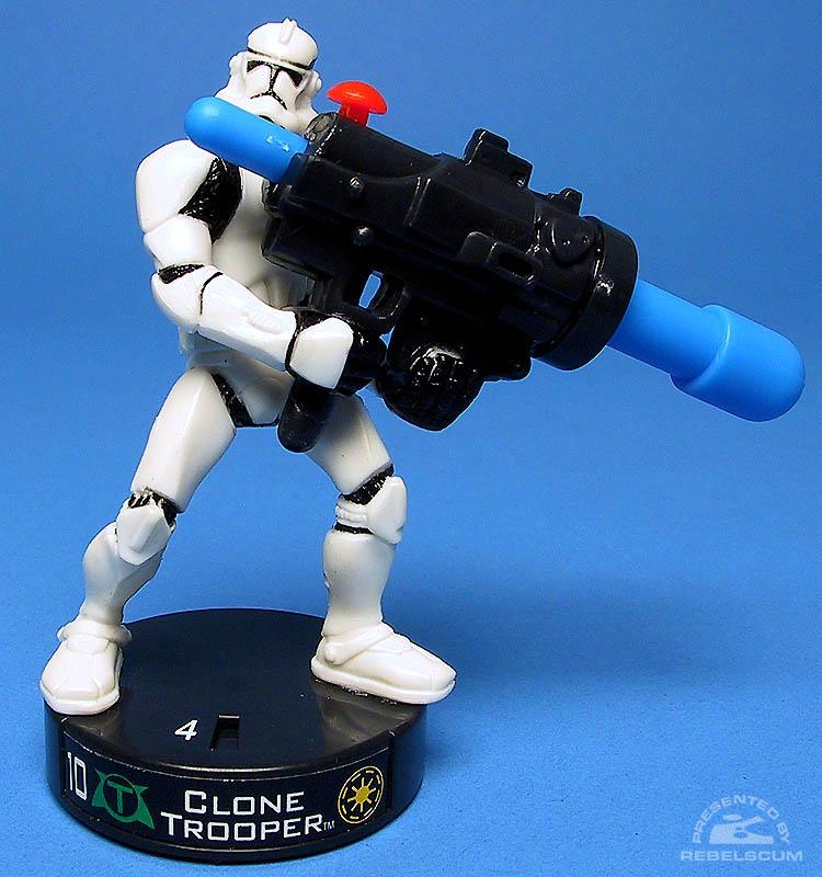 <i>Revenge of the Sith</i> AttacktiX: Clone Trooper (04)