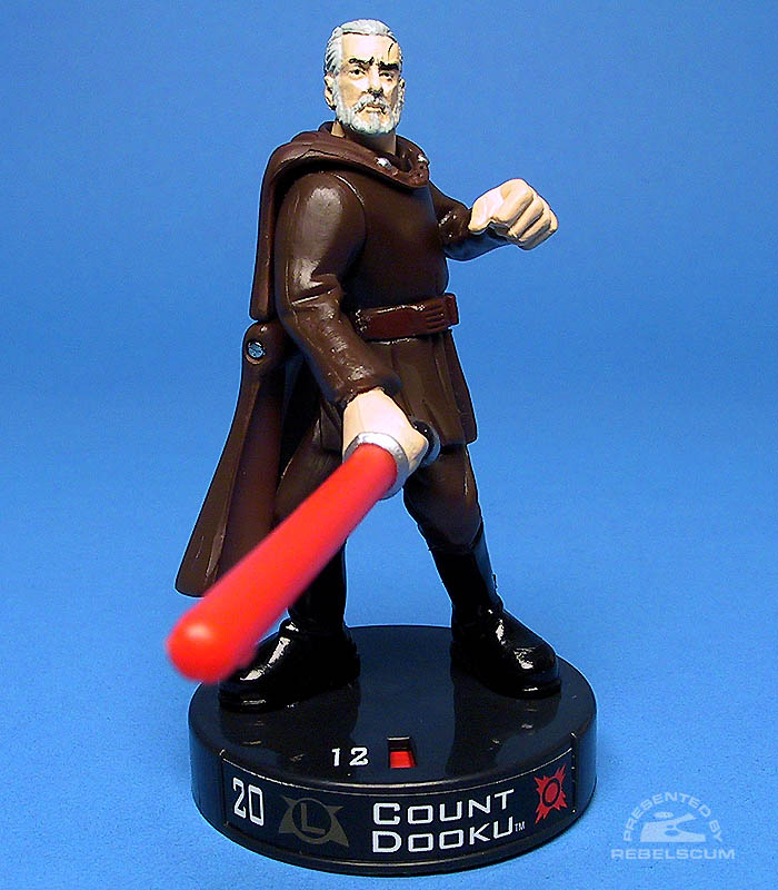 <i>Revenge of the Sith</i> AttacktiX: Count Dooku (11)