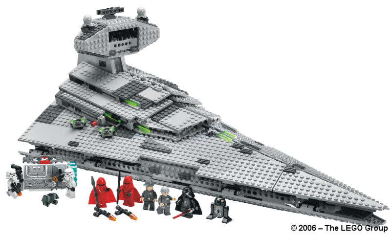 Re: New Star Wars Lego sets for 2006. « Reply #28 on: January 17, 2006,