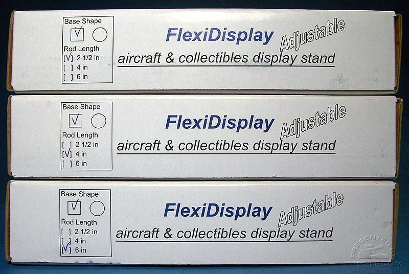 FlexiDisplay Box Sides