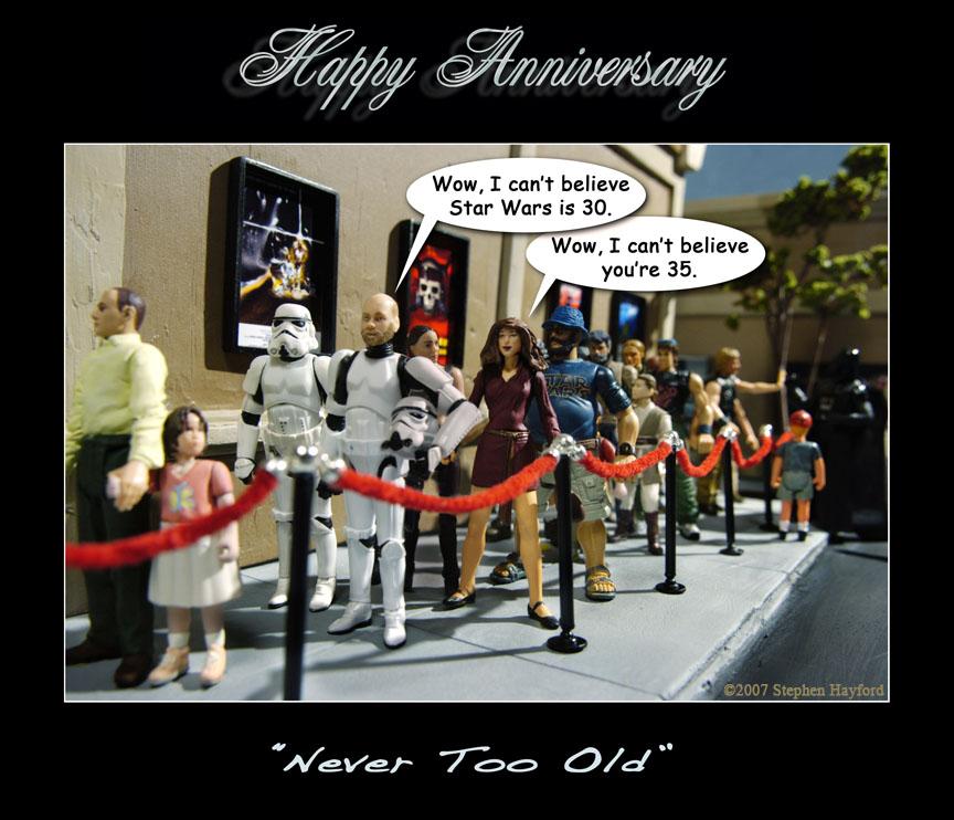 Happy Birthday (Release) Star Wars