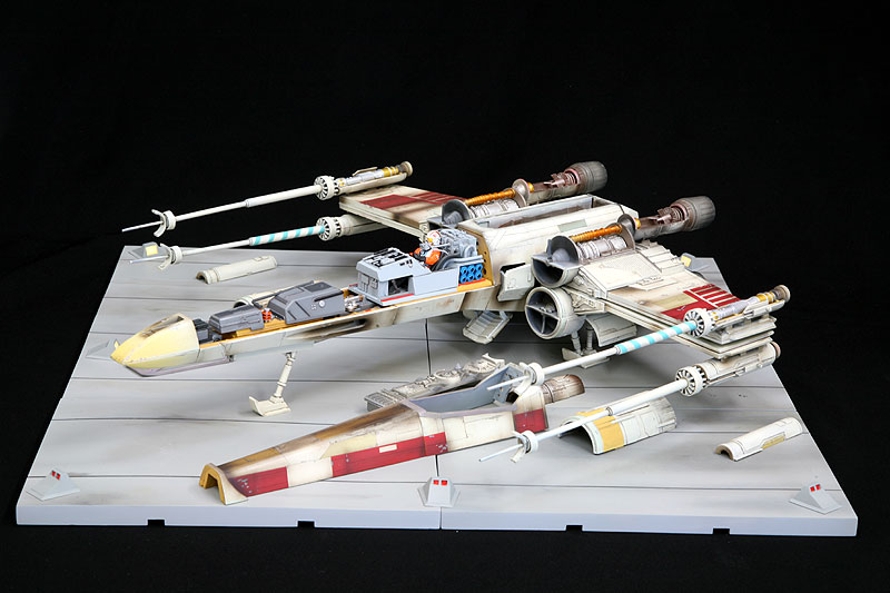 system Star wars x-wing vs