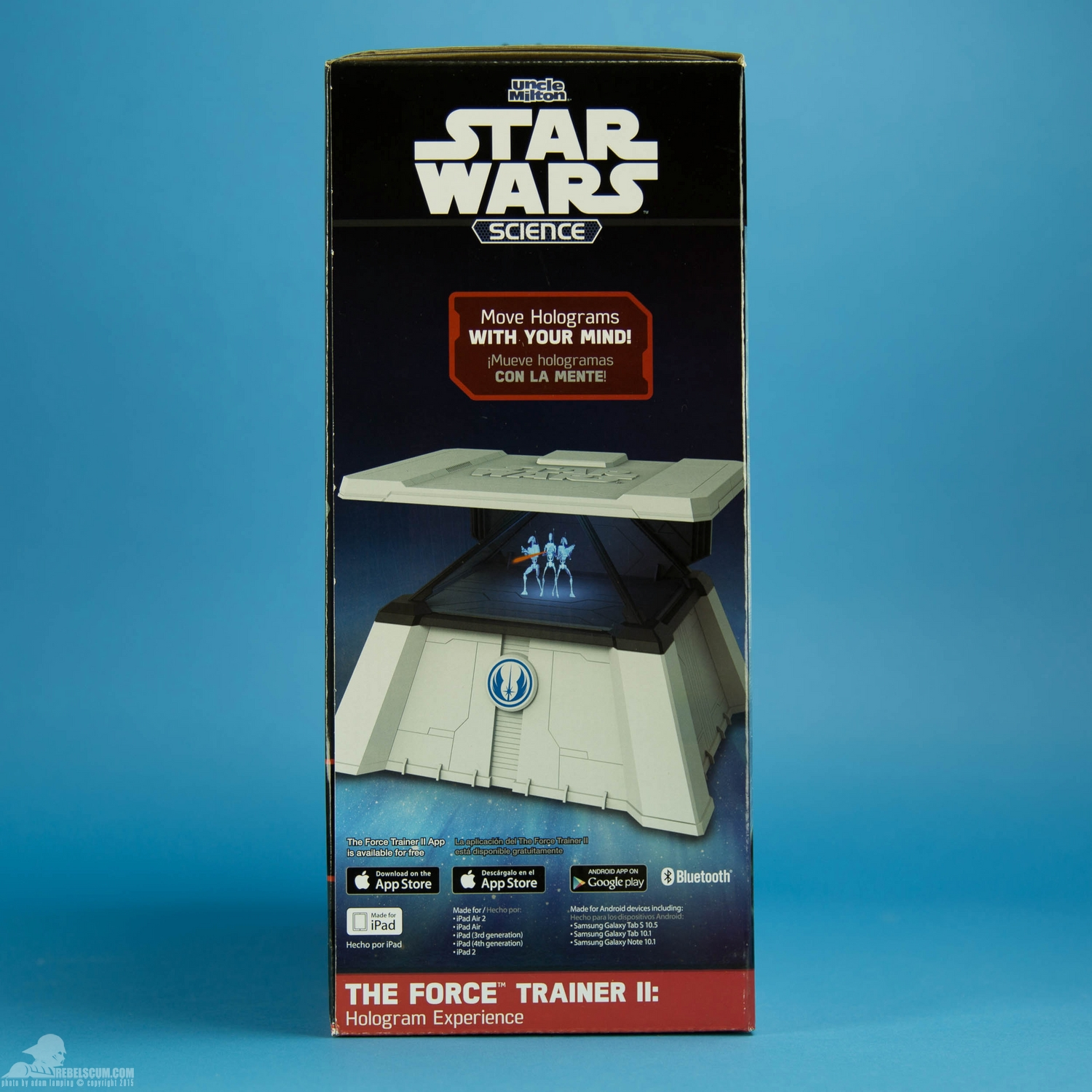 star wars force trainer manual