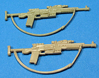 Commando Rifle