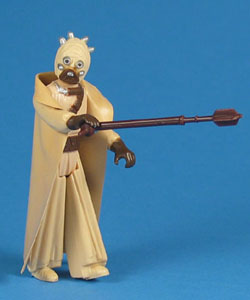 NICE Custom Sandpeople Cape /& Gaffi Stick Weapon 1977 Vintage Star Wars Raider