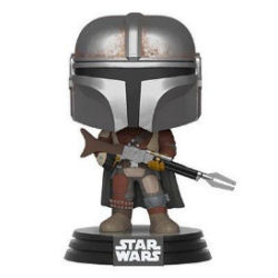 Funko Pop Vinyl The Mandalorian - That Is The Way