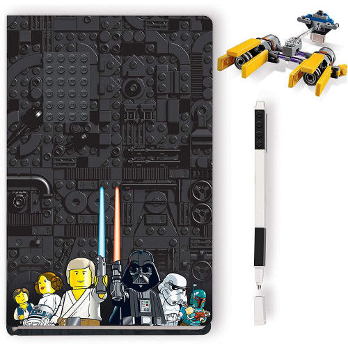 LEGO Star Wars Creativity Journal - Podracer