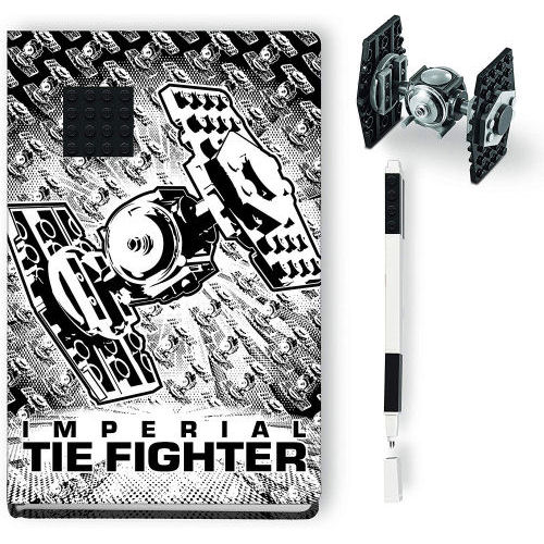 LEGO Star Wars Creativity Journal - TIE Fighter