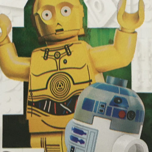 LEGO Star Wars Trading Cards - Series 2 Booster Pack: The Droids