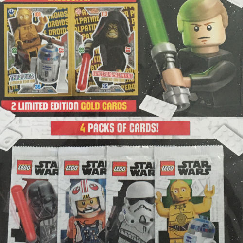 LEGO Star Wars Trading Cards - Series 2 Multi Pack 2