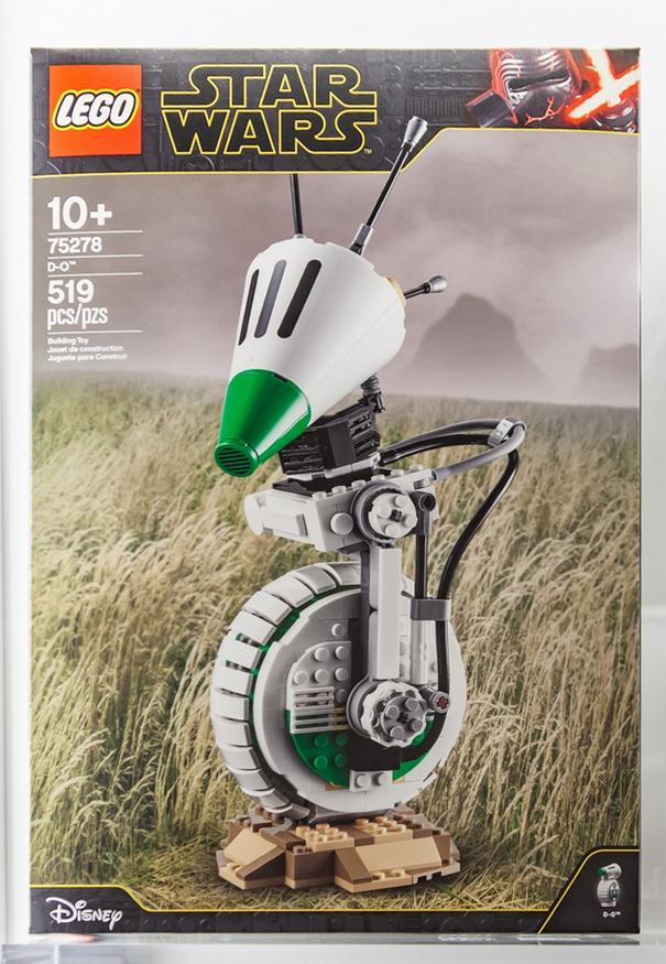 Rebelscum Com 2020 International Toy Fair Lego Star Wars Round Up