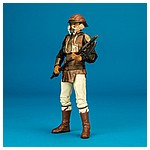 76 - Lando Calrissian (Skiff Guard) The Black Series 6-inch action figure