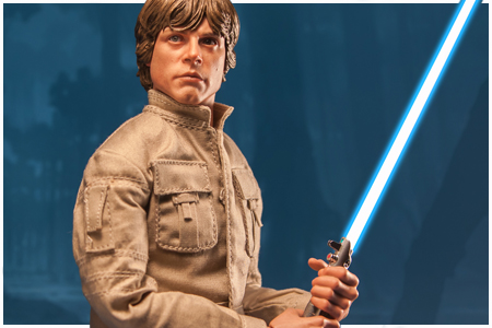 Hot Toys Luke Skywalker (Bespin Outfit)