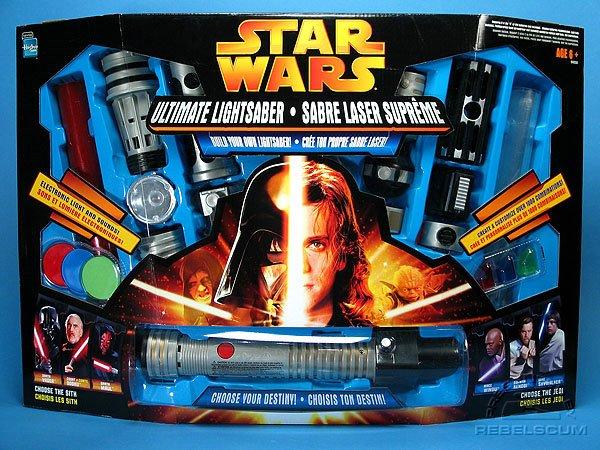 maris brood lightsaber toy
