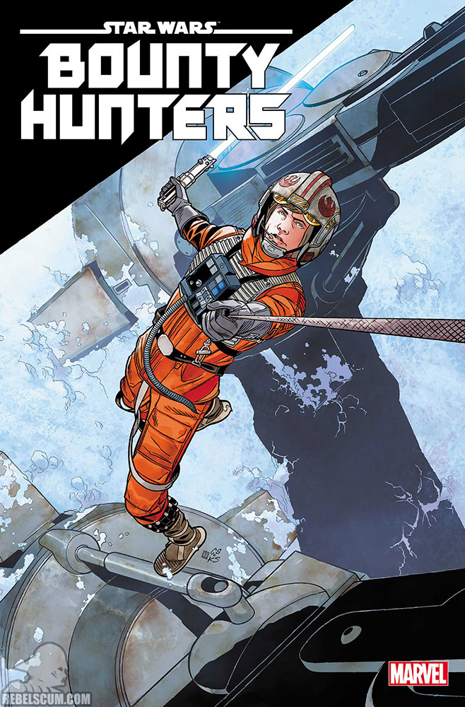 Bounty Hunters 3 (Empire Strikes Back variant)