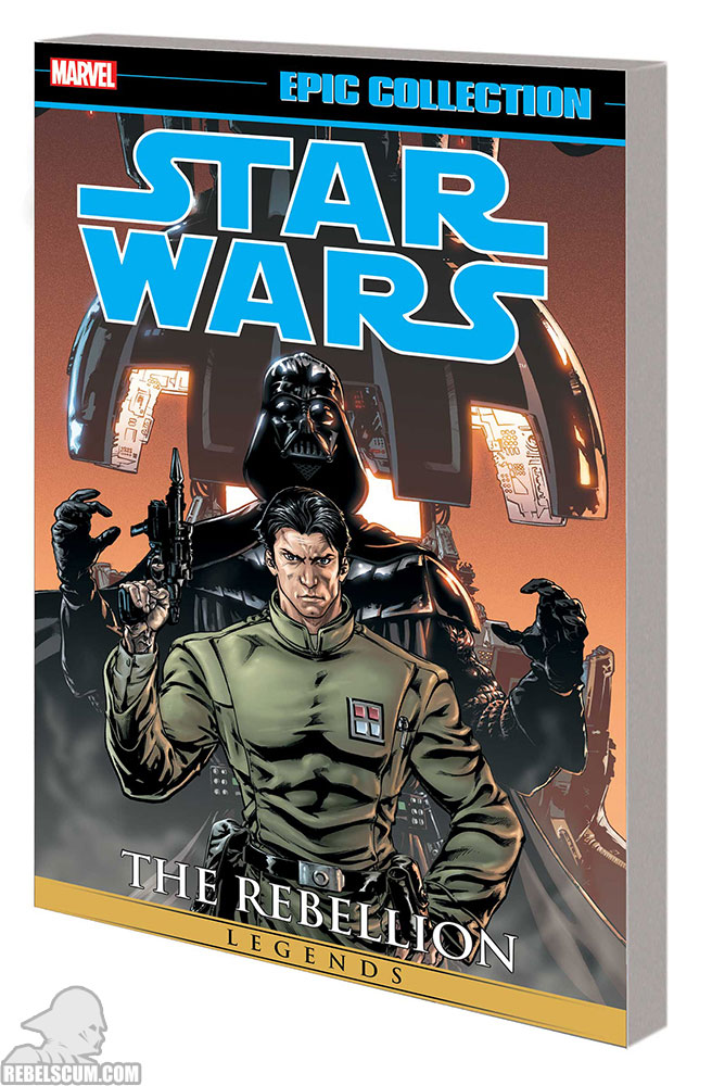 Star Wars Legends Epic Collection: The Rebellion Trade Paperback 4