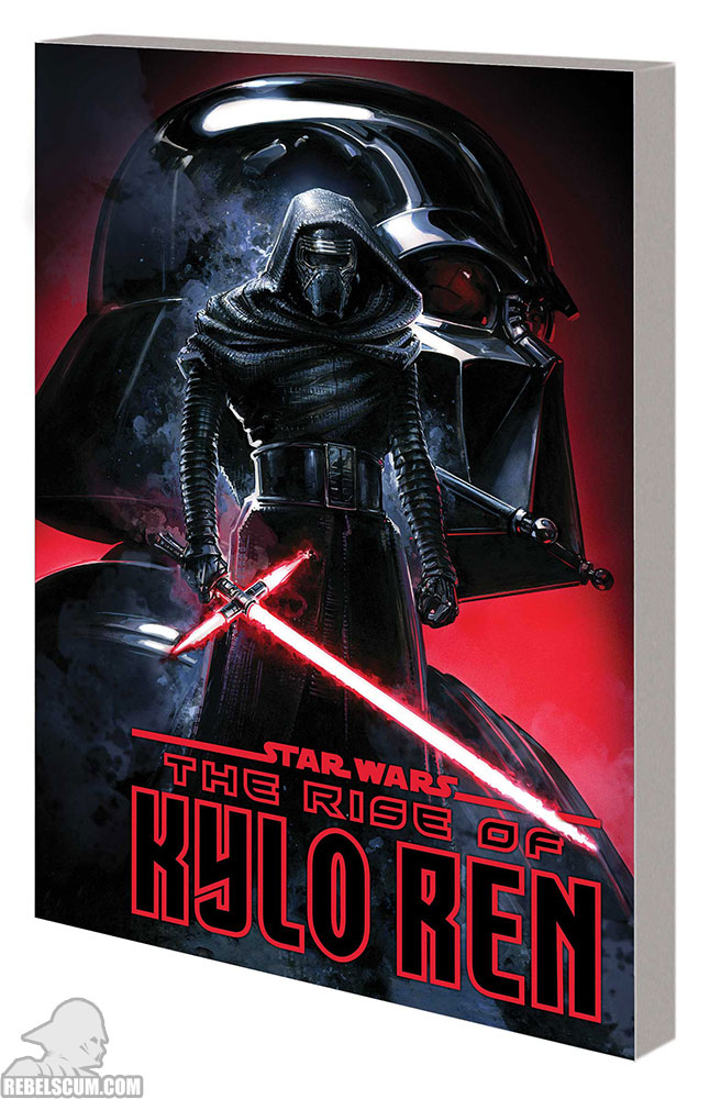 The Rise of Kylo Ren Trade Paperback