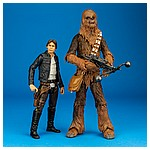 Han Solo (Exogorth Escape) The Black Series San Diego Comic-Con 2018 Exclusive Set from Hasbro
