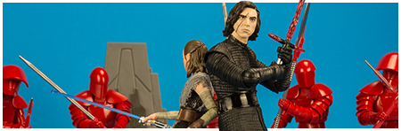 Kylo Ren (Throne Room) - The Black Series 6-inch action figure from Hasbro