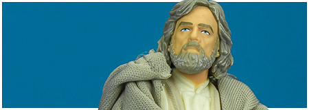 46 Luke Skywalker (Jedi Master) - The Black Series 6-inch action figure from Hasbro