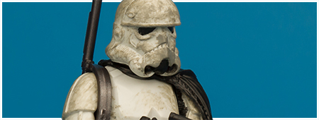 Stormtrooper (Mimban) - Solo: A Star Wars Story 3.75-inch action figure from Hasbro