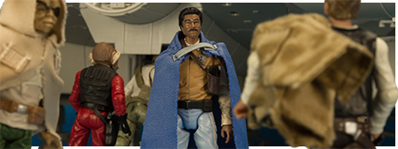 STAR WARS vintage collection GENERAL LANDO CALRISSIAN Return of the Jedi VC47