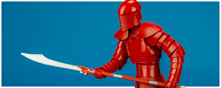 #50 Elite Praetorian Guard - The Black Series 6-inch action figure from Hasbro