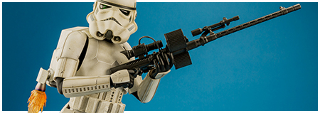 VGM023 Jumptrooper - 1/6 scale Movie Masterpiece Series collectible figure from Hot Toys