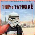 Chris Wyman's 2010 Trip to Tatooine